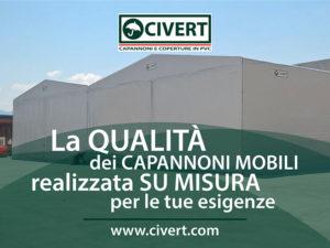 capannoni mobili civert