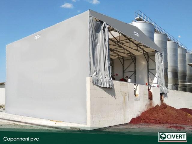 capannone pvc cerignola
