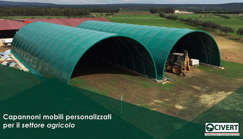 capannoni in pvc per agricoltura