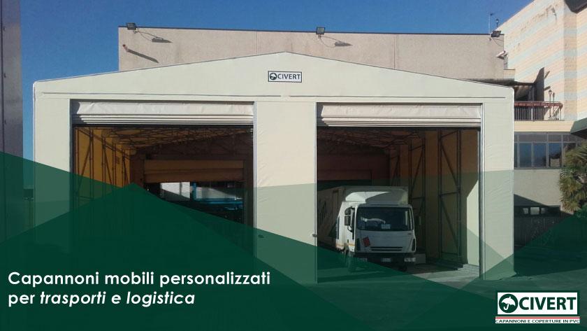 capannoni logistica trasporti