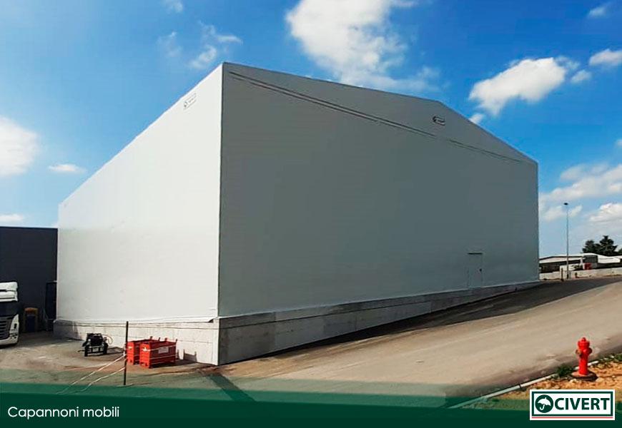 capannoni mobili automotive