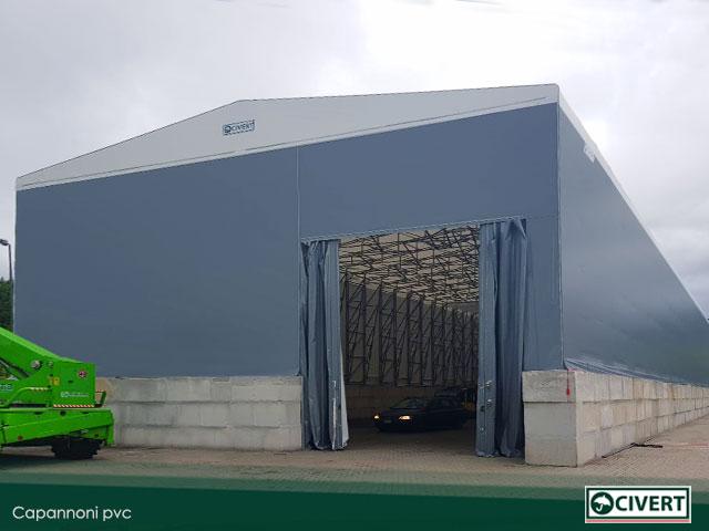 ingresso capannone