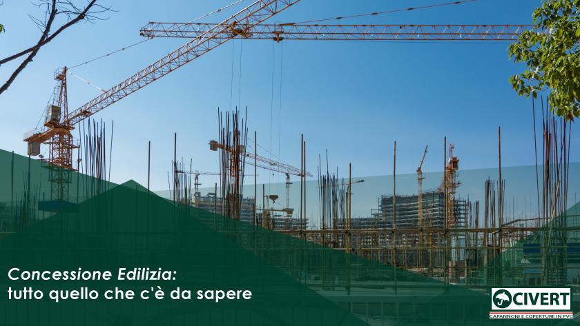 concessione edilizia scaduta