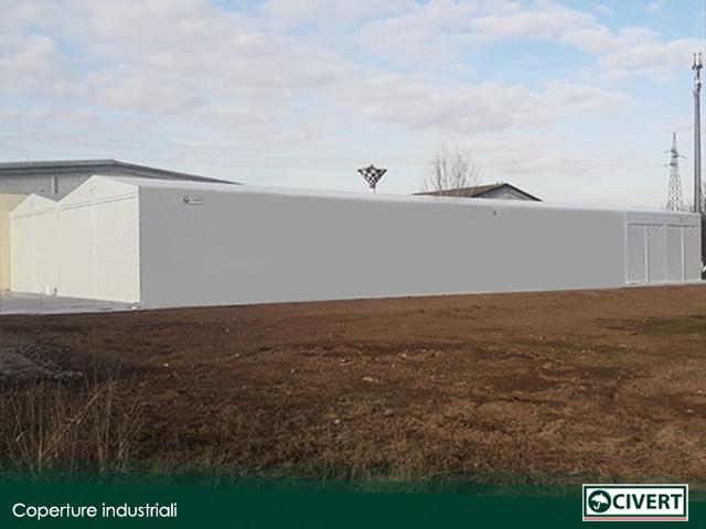 coperture industriali pvc mantova