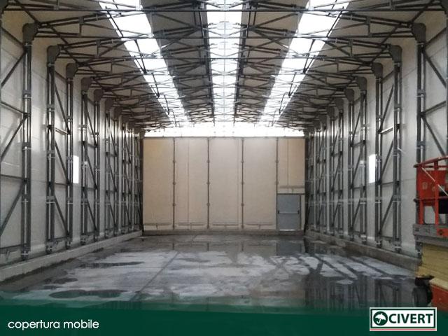 interno capannone mobile