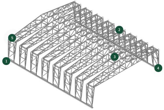 Particolari costruttivi coperture mobili